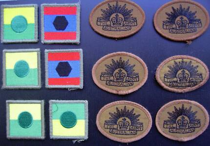 Genuine Australian Army Embroidered Badges Nowra Nowra-Bomaderry Preview