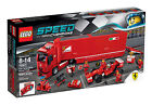 Box Speed Champions LEGO Complete Sets & Packs