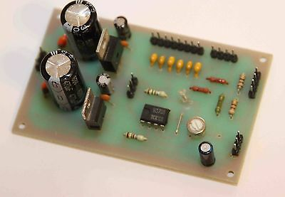 Audio Frequency Af Signal Generator Oscillator. Assembled Device.