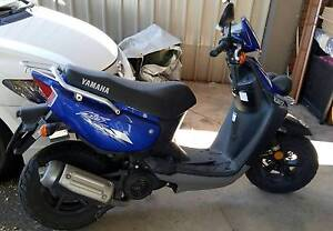 yamaha BeeWee scooter just 5500km original Goodwood Unley Area Preview