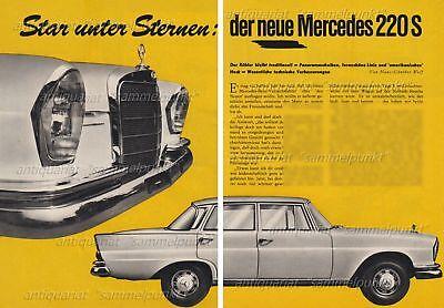 Heckflosse Bremsleitungssatz Mercedes Benz  W110