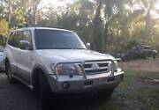 2003 Mitsubishi Pajero NP Exceed Wagon 7st 5dr Spts Auto 5sp 4x4 Brisbane City Brisbane North West Preview