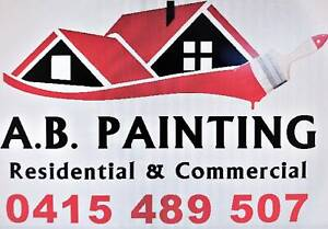 AB PAINTING Residential Commercial Painter Adelaide