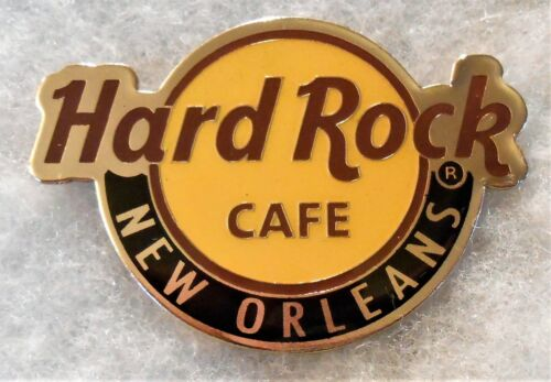 HARD ROCK CAFE NEW ORLEANS CLASSIC LOGO MAGNET