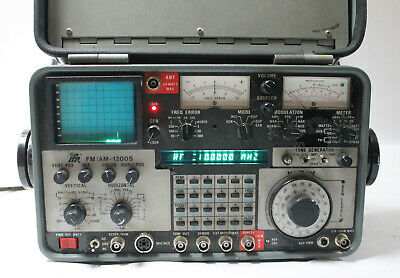 Aeroflex Ifr 1200s Fmam Communication Service Monitor