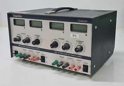 Thurlby Thandar Ts3022s Dual Output Variable Precision Dc Power Supply 30v 2a