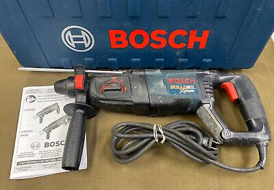 Bosch Bulldog Xtreme 11255vsr - 1 Corded Rotary Hammer Drill.....free Sh