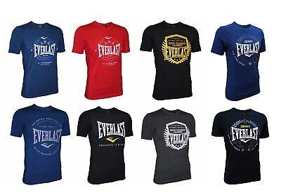 EVERLAST T-Shirt 4 Farben 8 Modelle S M L XL XXL 3XL 4XL NEU