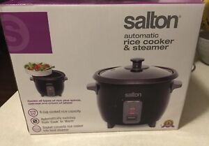 rice cooker & steamer