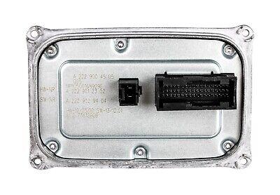 Mercedes W205 C217 W222 LED Scheinwerfer STEUERGERÄT Modul A2229004505 SG
