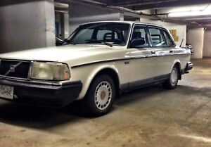 1990 240DL VolVo for sale
