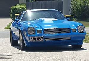 1979 Chevrolet Camaro RS Sippy Downs Maroochydore Area Preview