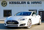 Tesla S 85+P*Doppell*TechP*Supercharger*1Hnd*476 PS*