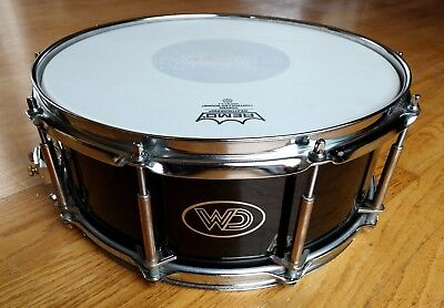 "Wac'D Drums USA Custom Prototype Snare 5.5x14"" Maple & Carbon Fiber segunda mano  Embacar hacia Argentina"