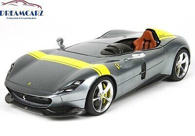 BBR P18164A 1/18 Ferrari ICONA Monza SP1 Paris Auto Show 2018 - Limited 440 pcs!