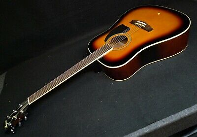 Ibanez PF15-VS Performance Series 6 STRING ACOUSTIC DREADNOUGHT GUITAR SUNBURST