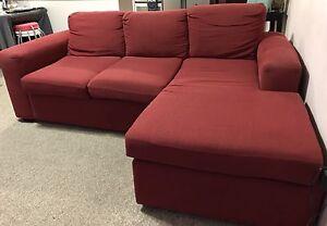 Corner sofa North Wollongong Wollongong Area Preview