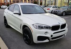 2016 BMW X6 xDrive35i M SPORT! LOW MILEAGE!