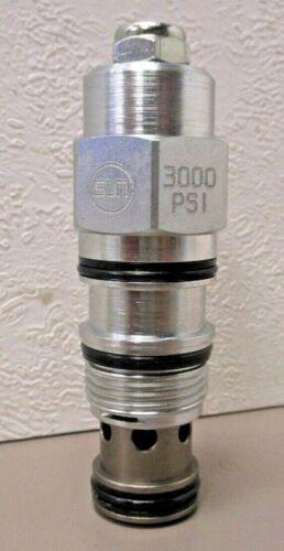 Sun Hydraulics 7808-07U Hydraulic Cylinder Holding Valve 3000 PSI  352-70003