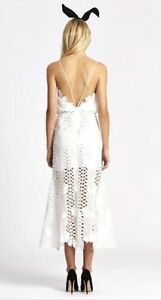 Alice McCall Lovelight Dress White Size 8 Ascot Brisbane North East Preview