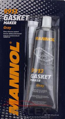 MANNOL Grau Silikon Hochtemperatur Versiegelung Hersteller Wasser Ölbeständig - Ersatz Wasser Pan