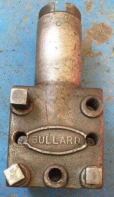 Bullard Vertical Turret Lathe Tool Holder 2-34 Shank Machinist Vtl Tool