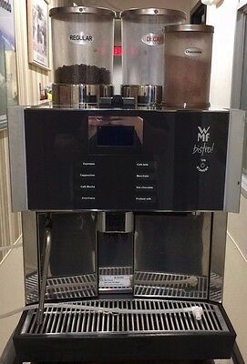 Wmf Bistro Espresso Machine - Super Automatic 1-step And 2-step