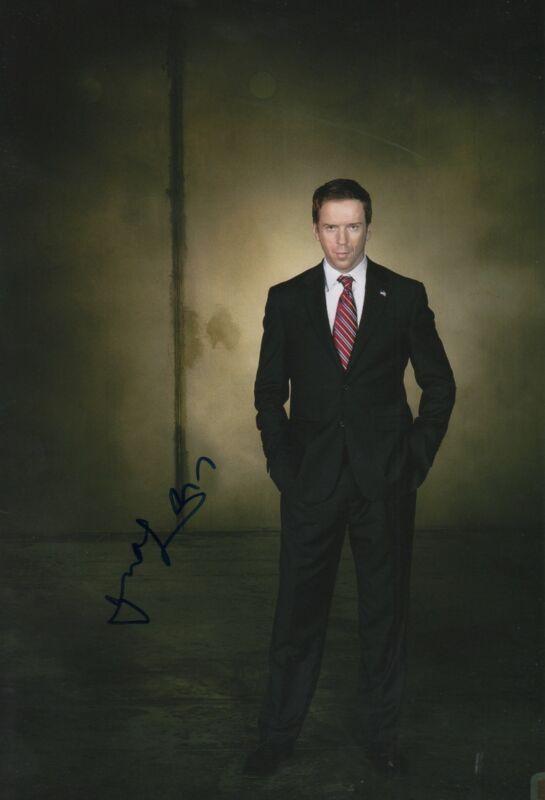 "Damian Lewis ""Homeland"" Autogramm signed 20x30 cm Bild"