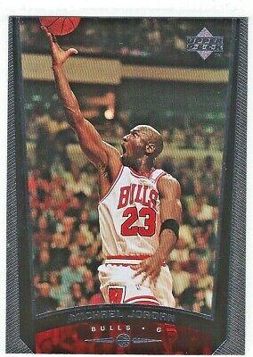 Michael Jordan 1998-99 Upper Deck Card #230e