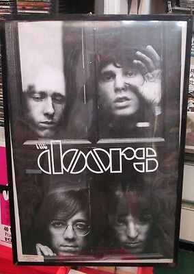 THE DOORS POSTER RARE NEW JIM MORRISON MID 2000'S VINTAGE MIRROR