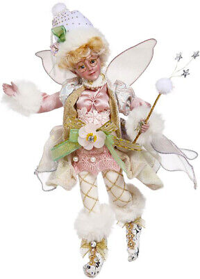 "[Mark Roberts Fairies - Snow Belle Fairy 51-05826 Small 9"" Figurine</Title]"