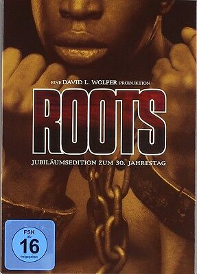Roots - Box Set - Jubiläums Edition * NEU OVP * 4 DVDs