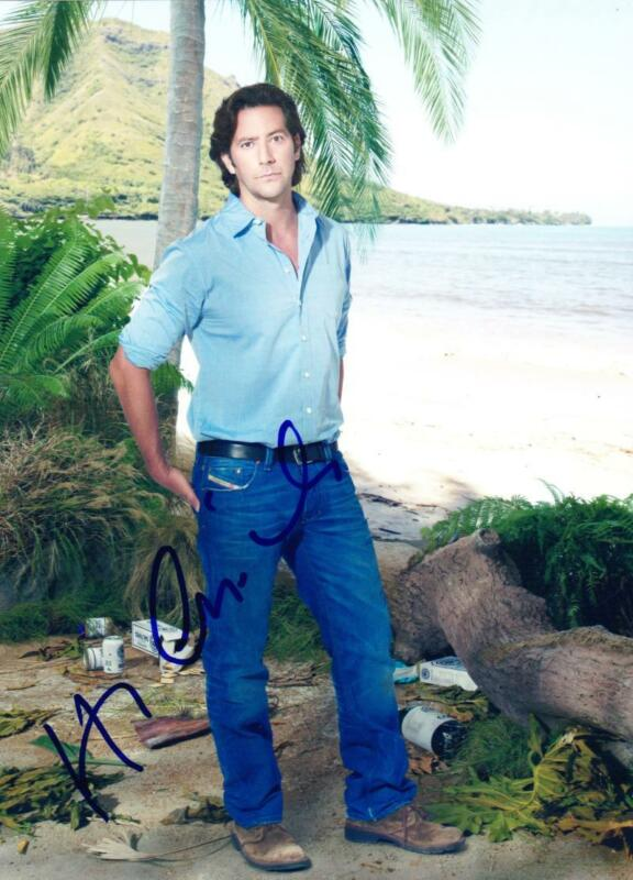 HENRY IAN CUSICK SIGNED 8X10 PHOTO AUTHENTIC AUTOGRAPH THE 100 LOST COA