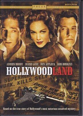 Hollywoodland   Ben Affleck   Dvd