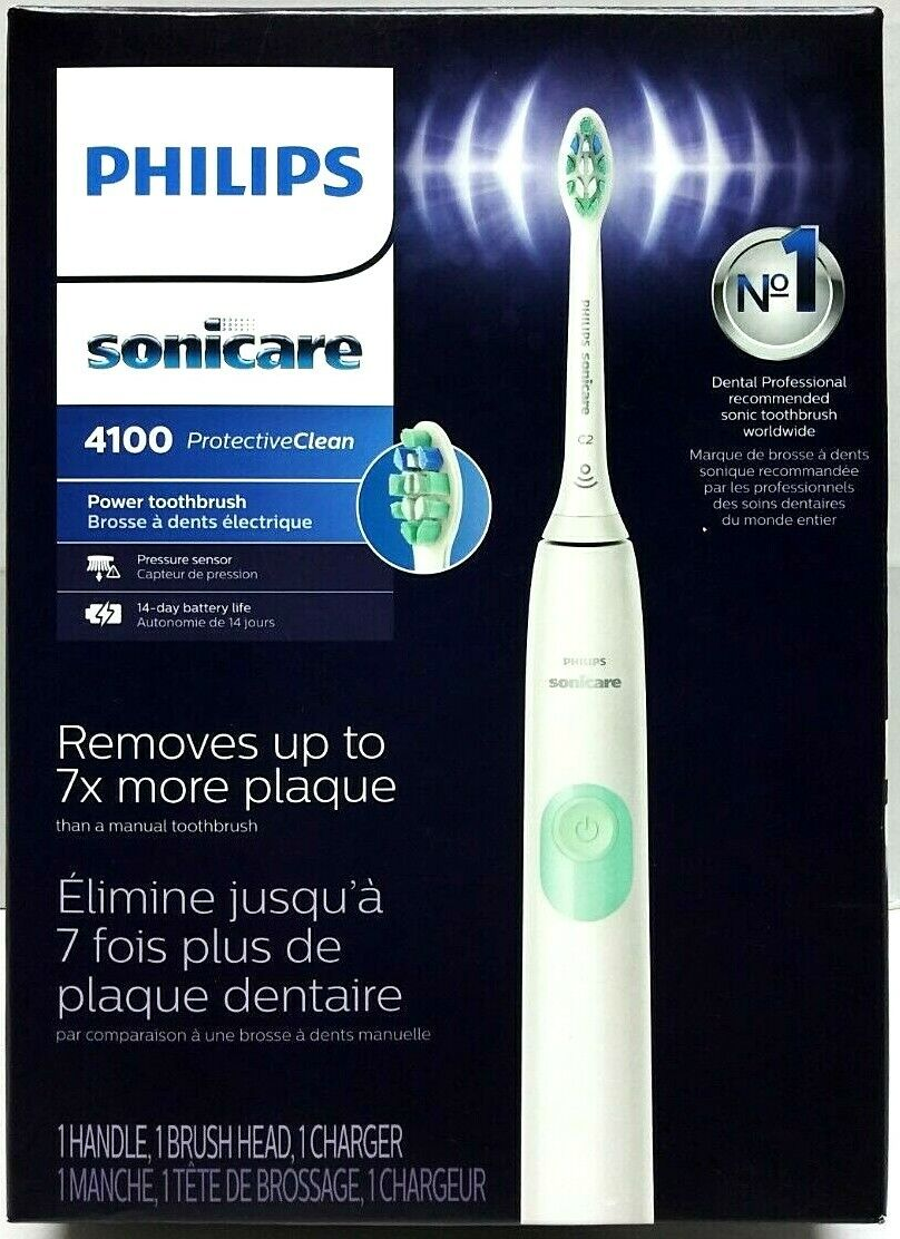 Philips Sonicare 4100 Protective Clean Plaque Control Toothb