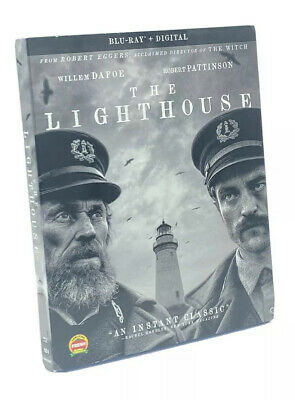 Lighthouse, The [2020] Blu-ray+Digital & Slipcover