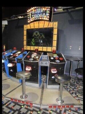 Super Trivia Four Player Arcade