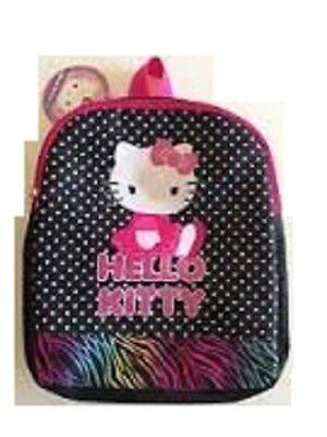 Backpack Hello Kitty Dome Mini School pre school Toddler Sparkle