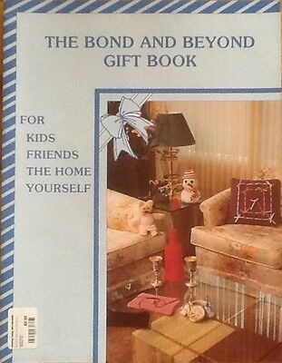 The Bond and Beyond Gift Pattern Book for Bond, USM, Ultimate sweater machine,