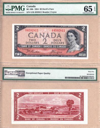 BC-30b 1954 $2 QE2 Devil