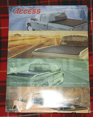 Access Literider Tonneau Covers 2005 USA  DEALER CATALOG