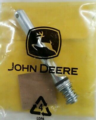John Deere Oem Hydraulic Scv Locking Engaging Shaft Part Re13814