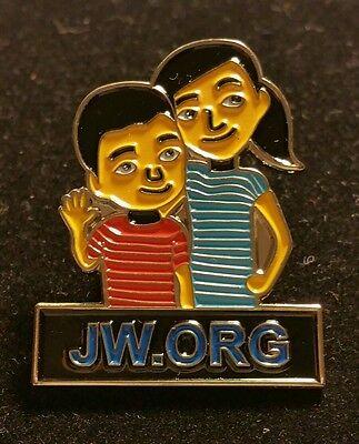 10 Pins of Sofia and Caleb with JW.ORG Logo   1.5