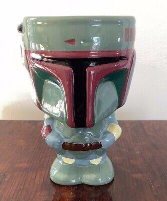 Star Wars Boba Fett Figure / Goblet / Cup / Mug Galerie / Candy Holder - Star Wars Candy Holder