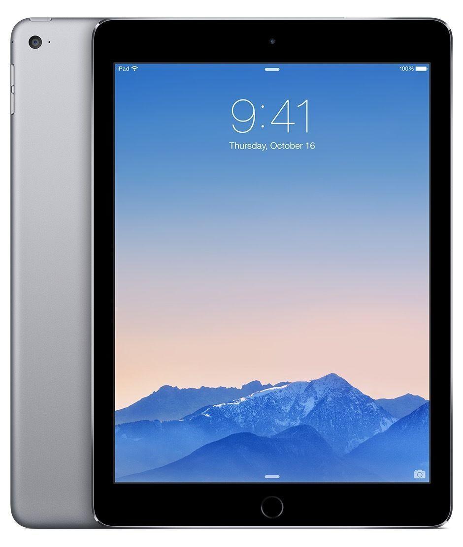 Space Gray Wi-Fi 9.7in 4G AT/&T R-D Unlocked Apple iPad Air 1st Gen 16GB