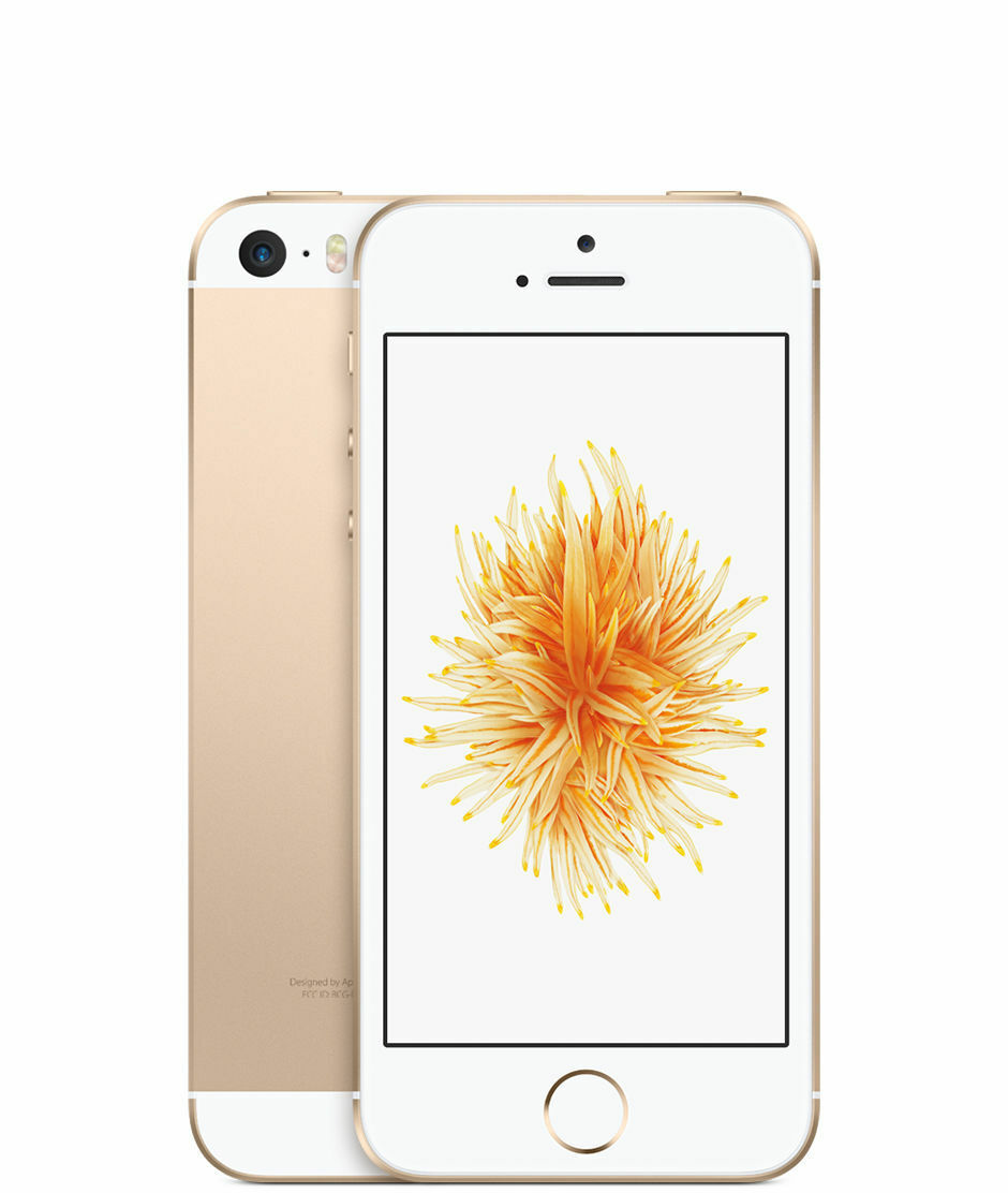 Apple iPhone SE - 16GB - Gold (T-Mobile) A1662 (CDMA + GSM)