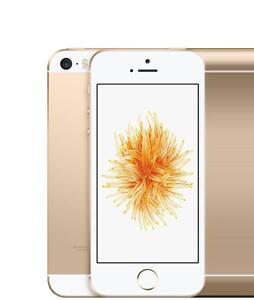 Smartphone Apple iPhone SE - 64 Go - Or Débloqué - Excellent état