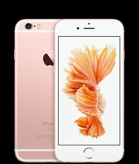 iPhone 6S 64GB Rose Gold Haymarket Inner Sydney Preview