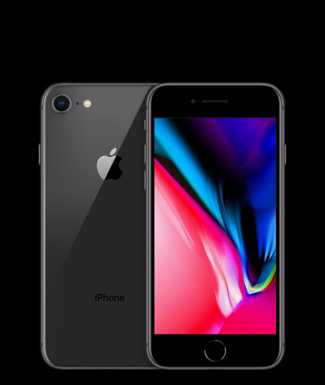 APPLE IPHONE 8 64GB BLACK RICONDIZIONATO GRADO B
