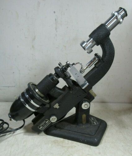 Vintage American Optical Co Model M603A Lensometer Working USA